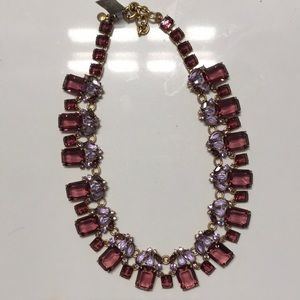 NWT J.Crew Jeweled Necklace